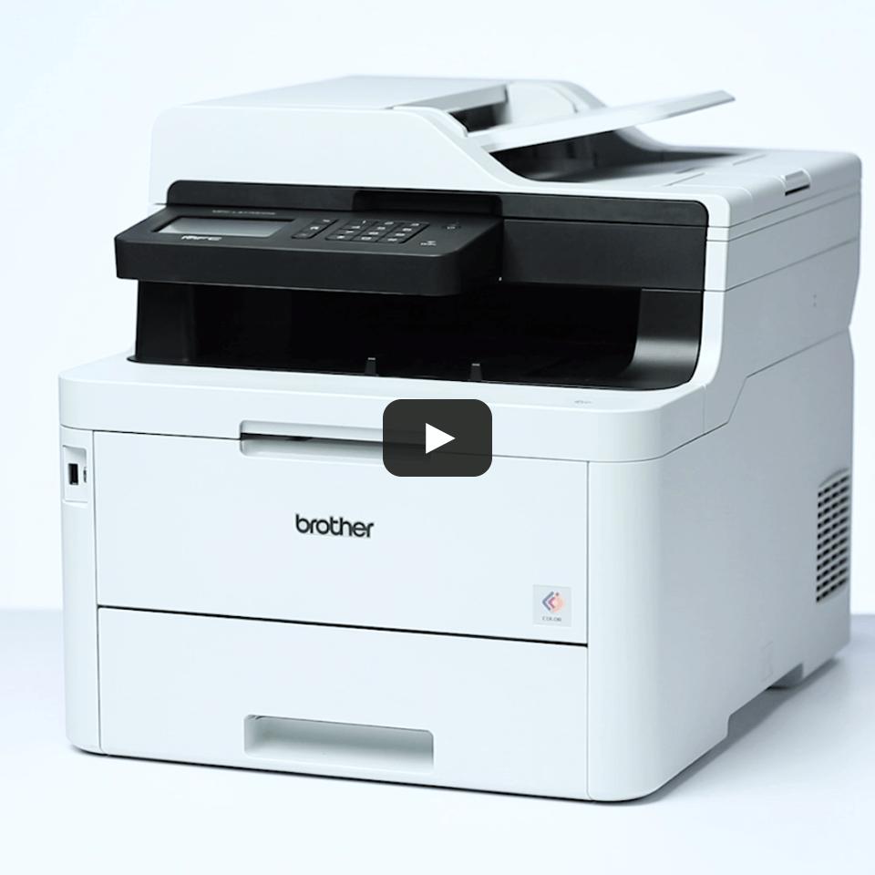 MFC-L3770CDW Barevná bezdrátová LED tiskárna 4 v 1 6