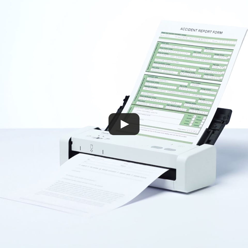 ADS-1200 přenosný kompaktní skener dokumentů 9